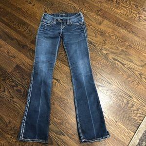 Silver Tuesday Surplus jeans size W24/L33